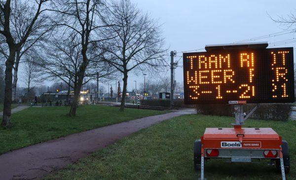 Vernieuwde Tramlijn in gebruik maar is hij wel veilig?