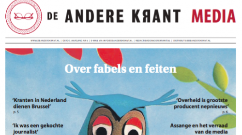 Politie onderzoekt verspreiding folders over Corona in Nieuwegein