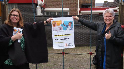 Stichting Kamers met Aandacht nieuwe partner 'Samen voor Nieuwegein'