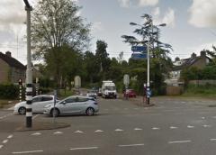 Twee auto's betrokken bij botsing met tram