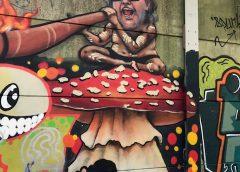 Soms ligt kunst op straat