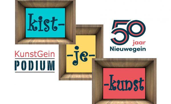 Nieuwegein 50 jaar: 'Kist-je-Kunst'