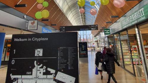 Winkelcentrum Cityplaza en ondernemers werken actief samen aan initiatieven voor winkelen in Coronatijd