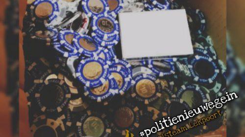 Politie legt pokeravond stil in Nieuwegein