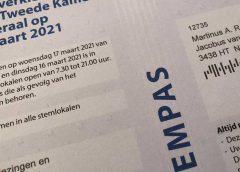 Uw stem uitbrengen in Nieuwegein voor de Tweede Kamerverkiezingen 2021