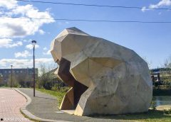 Raadsel rond kunstwerk Castor de Bever in Blokhoeve opgelost