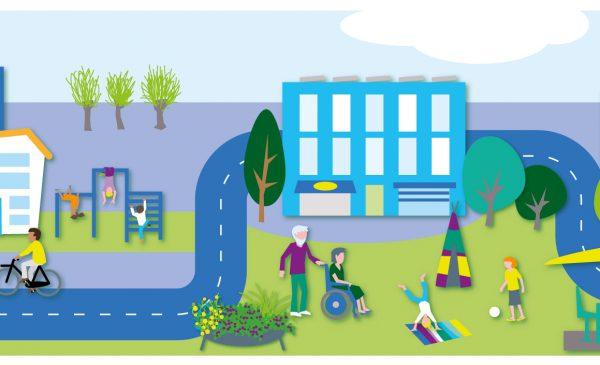 Omgevingsvisie schetst beeld van Nieuwegein in 2040