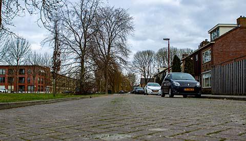 'De Maasstraat'