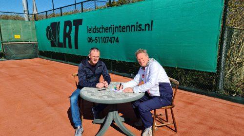 Tennisvereniging Rijnhuyse verlengt samenwerking met tennisschool Leidsche Rijn Tennis