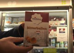 PLUS van Loon verkoopt als eerste supermarkt de culinaire bitterbal en kroket van Vocking leverworst