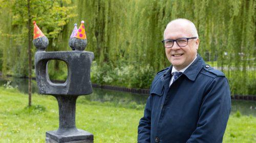 50 Jaar Nieuwegein: Fiets de Sprekende Beeldenroute