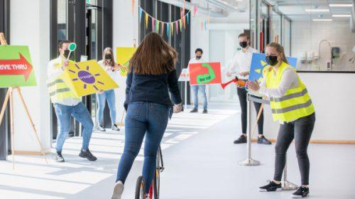 Regionale hospitality bedrijven in het zonnetje gezet door studenten ROC Midden Nederland