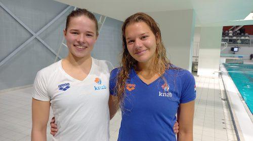 Sporters Aquarijn mee naar Europese Kampioenschappen schoonspringen