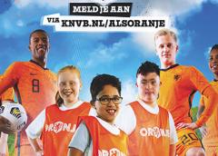 JSV Nieuwegein organiseert op zondag 6 juni een uniek Oranjefestival !