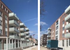 BAM Wonen levert 126 sociale huurappartementen op aan Mitros bij transformatie Rijnhuizen