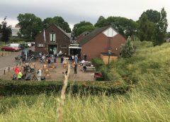Geslaagde fietstocht langs delen van de Nieuwe Hollandse Waterlinie