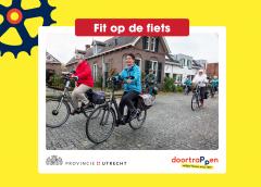 'Fit op de Fiets' boekje vol tips voor fit en veilig fietsplezier
