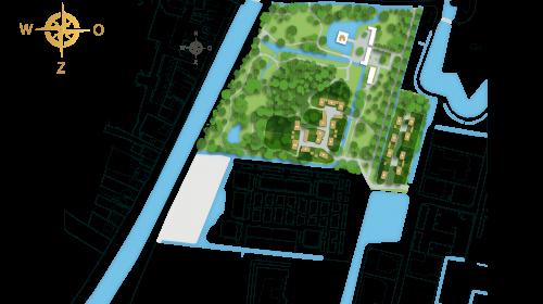 20 unieke villa's op Landgoed Rijnhuizen in Nieuwegein