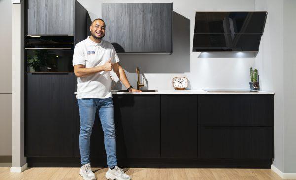 Zwarte keuken: chique, modern en met een persoonlijke uitstraling