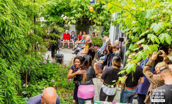 Gluren bij de Buren Nieuwegein dit jaar in de buitenlucht