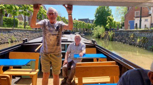 Cultureel erfgoed nu ook te zien vanaf historische boot in Nieuwegein