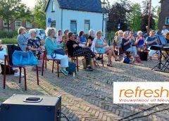 RefreshSing gemeentewinnaar tijdens Club van het Jaar verkiezingen 2021