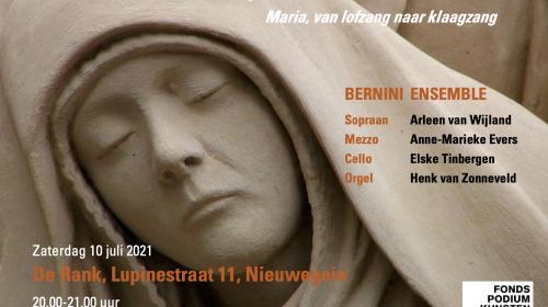Stabat Mater van Pergolesi klinkt in de Rank in Nieuwegein