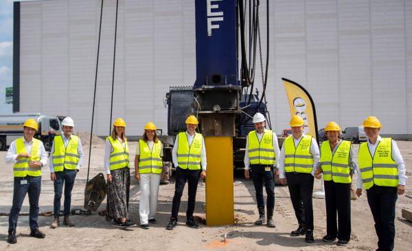 Jumbo geeft startschot voor uitbreiding Centraal Distributiecentrum Nieuwegein
