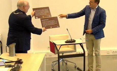 Gemeenteraad biedt Nieuwegein verjaardagscadeau aan
