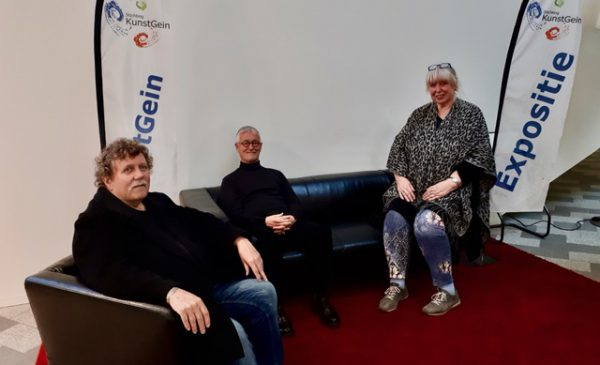 Expositie: 'Bouw-Kunst' in het KunstGein Podium
