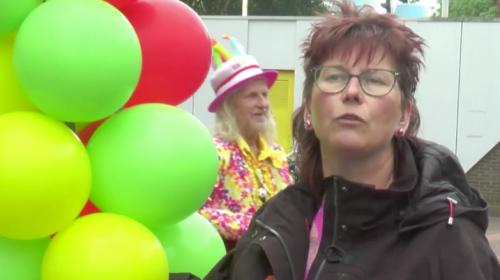Fietsbelconcert in kader van 50 jaar Nieuwegein niet druk bezocht, maar wel gezellig