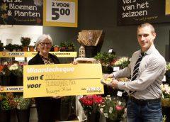Jumbo De Gaarde Nieuwegein steunt Feest Maal 50 van Stichting Eet Mee