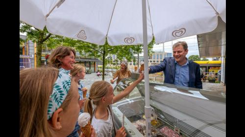 Infocentrum City en Duurzaamheidsloket Nieuwegein geopend