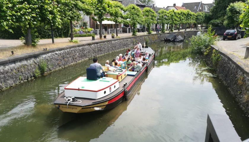 Maak kans op kaarten voor een rondvaart door Nieuwegein