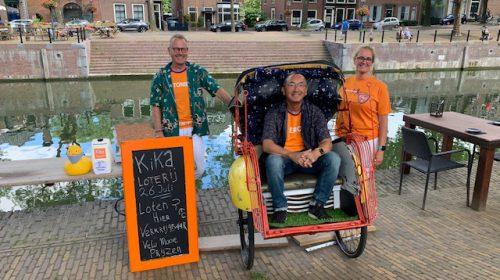 KiKa acties kunnen weer door het KiKa Team Nieuwegein