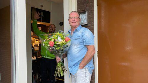 Eerste woning in Nieuwegein aangesloten op glasvezelnetwerk