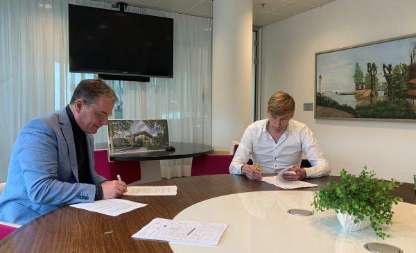 Duurzame herontwikkeling Wattbaan 24 in Nieuwegein