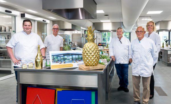 Lofzang op horecavak met kookwedstrijd ROC Midden Nederland