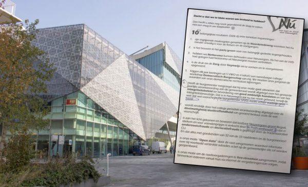 OM eist boete en voorwaardelijke taakstraf voor vals beschuldigen van Nieuwegeinse wethouders