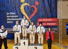 Europees succes jiu-jitsuka's Nieuwegein