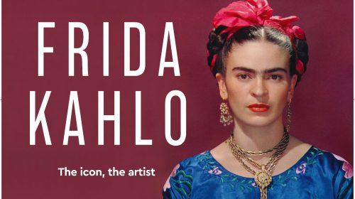 Lezing : 'Viva la Frida' bij KunstGein Podium