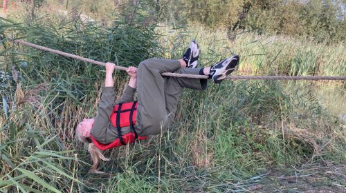 Militairen geven scholieren training in Nieuwegein: 'Ik sport wel, maar niet zo intens als dit!'