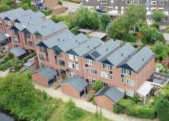 Nieuwegeiners maken deel wijk asbestvrij en verduurzamen 51 huizen