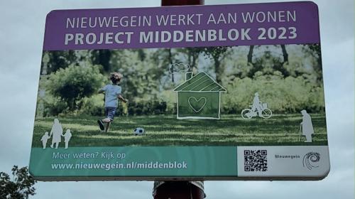 Informatie over het project Middenblok in Hoog Zandveld