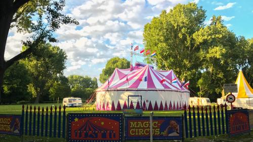 Eindelijk weer Magic Circus in Nieuwegein!