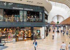 Vijf keer winkelen in Nieuwegein