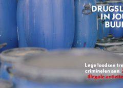 Nieuwegein start campagne tegen drugslabs op bedrijventerreinen