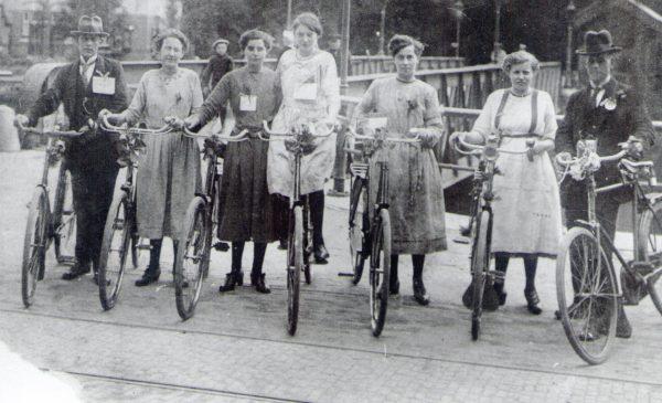 'Nieuwegein: stap voor stap van auto- naar fietsstad' door Clarion Wegerif