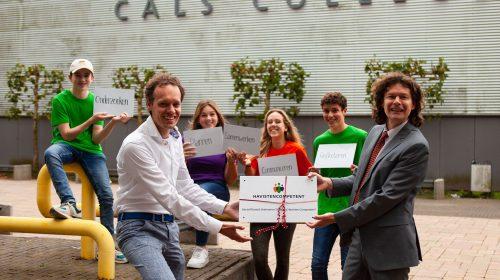 Cals Nieuwegein gecertificeerd deelnemer Stichting Havisten Competent (HaCo)