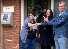 Stichting Jut & Zo tekent gebruikersovereenkomst met Jutphaas Wonen